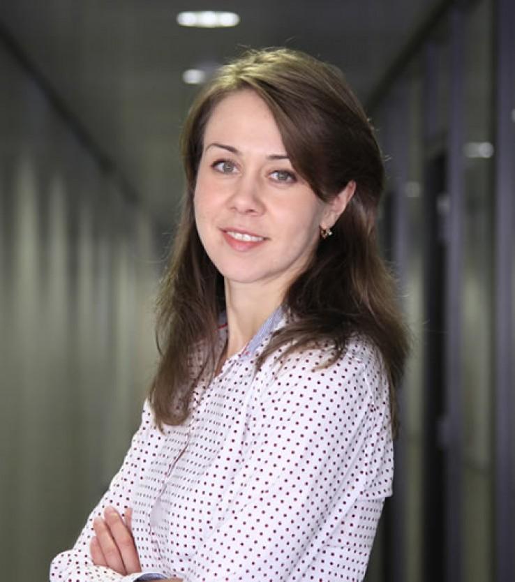 Ирина Степанова